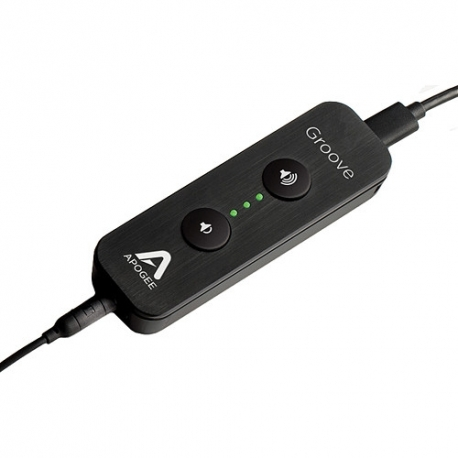 Apogee Groove USB DAC and Headphone Amplifier For Mac and PC