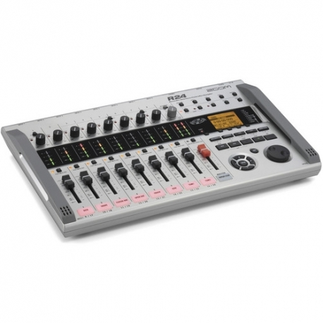 Zoom R24 Multi-Track Recorder, Interface, Controller, Sampler