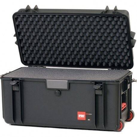 HPRC 4300CW Wheeled Hard Case with Cubed Foam
