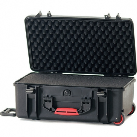 HPRC 2550 Wheeled Hard Case with Cubed Foam Interior