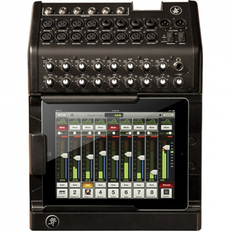 Mackie DL1608 iPad-Controlled 16-Channel Digital Live Sound Mixer