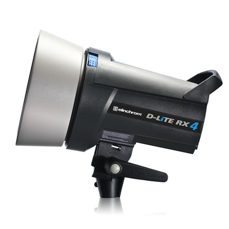 Elinchrom D-Lite RX 4 Flash Head Only
