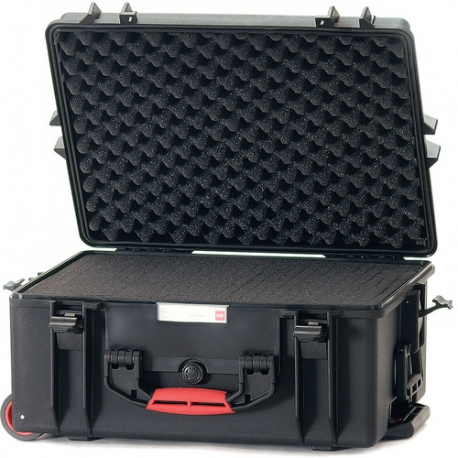 HPRC 2600 Wheeled Hard Case with Cubed Foam Interior