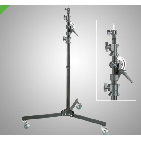 Visico Boom Stand with Wheels LS-8013