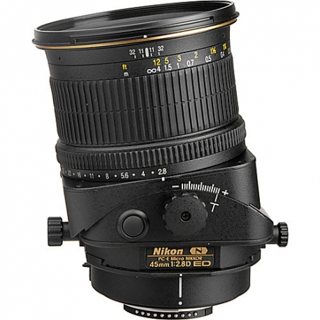 Nikon 45mm F2.8D ED Tilt-Shift Lens