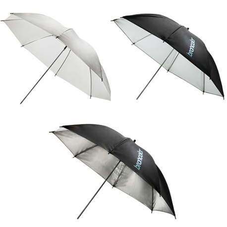 Broncolor Umbrella 85cm in 3 Colors