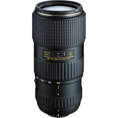 TOKINA 70-200mm F4 PRO FX VCM-S Lens for Nikon