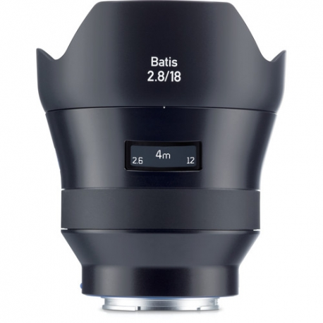 Zeiss Batis 18mm F2.8 Lens for Sony E-Mount