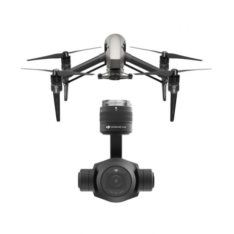 DJI Inspire 2 Combo with Zenmuse X4S Camera