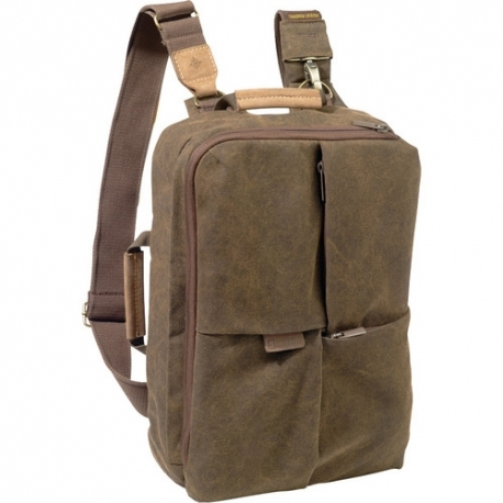 NATIONAL GEOGRAPHIC NG A5250 Africa Series Small Rucksack Backpack (Brown)