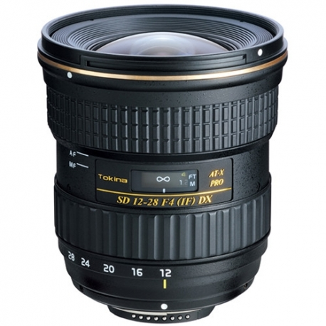 TOKINA 12-28mm F4 AT-X Pro DX Lens