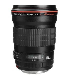 CANON EF 135mm F2L USM Lens