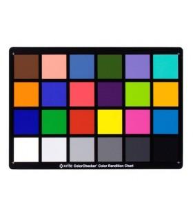 X-Rite Classic ColorChecker Chart Card