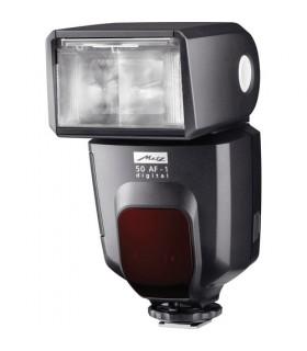 METZ Mecablitz 50 AF-1 Digital Speedlite Flash