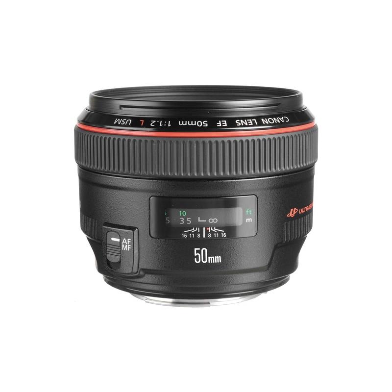CANON 50mm F1.2 Dubai - Canon Lenses At Discounted Price in Dubai, UAE