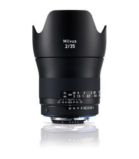 Zeiss Milvus 35mm F2 Lens