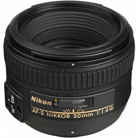 Nikon 50mm F1.4G FX Lens