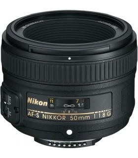 Nikon 50mm F1.8G FX Lens