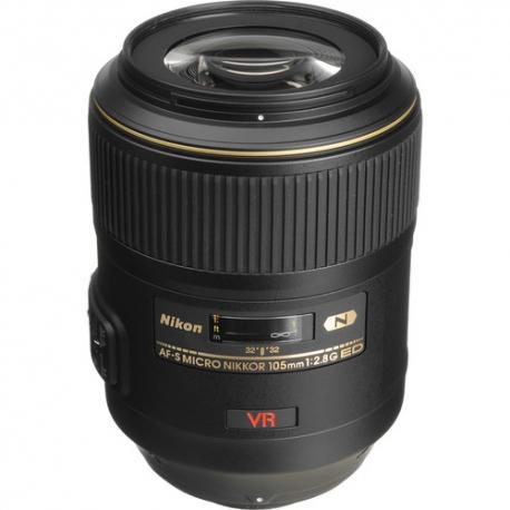 Nikon 105mm F2.8G Macro FX Lens