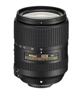 Nikon 18-300mm F3.5-6.3G ED VR Lens