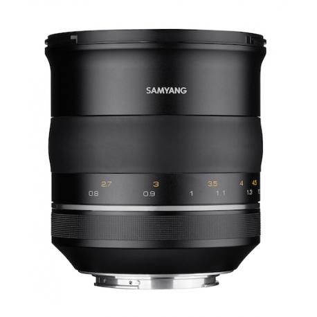 SAMYANG XP 85mm F1.2 Lens for Canon