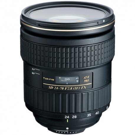 TOKINA 24-70mm F2.8 PRO FX Lens