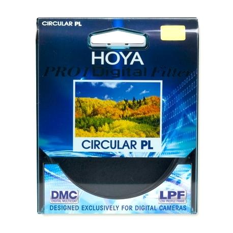 HOYA PRO1D Digital Circular Polarized Filter