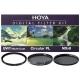 HOYA Digital Kit UV PL ND8 Filters