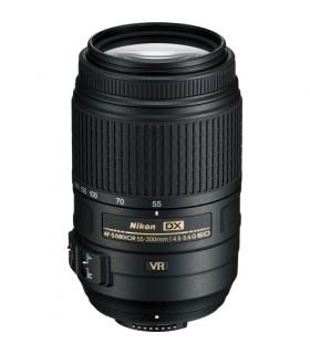 Nikon 55-300mm f/4.5-5.6G ED VR Lens