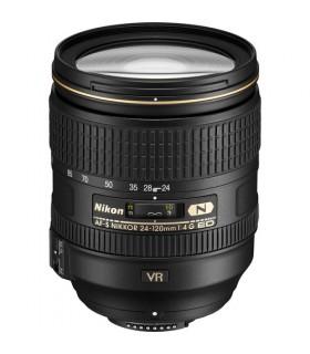 Nikon 24-120mm F4G ED VR Lens