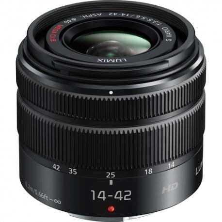 Panasonic 14-42mm F3.5-5.6 II ASPH. Lumix G X Vario MEGA O.I.S. Lens