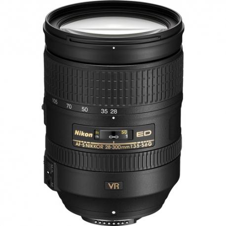 Nikon AF-S NIKKOR 28-300mm f3.5-5.6G ED VR Lens