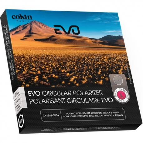 Cokin Evo 105mm Circular Polarizer Filter