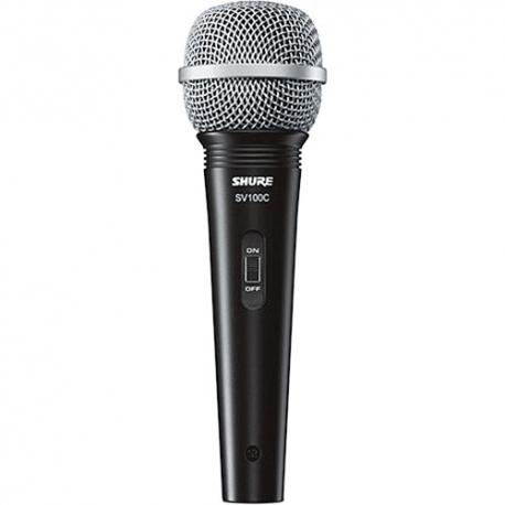 SHURE SV100 Dynamic Cardioid Handheld Microphone