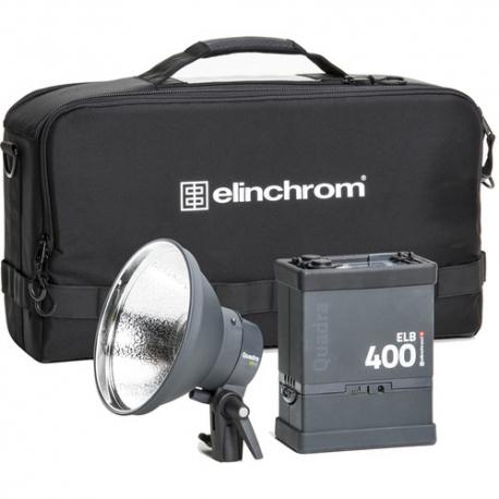 Elinchrom ELB 400 Hi-Sync To Go Kit