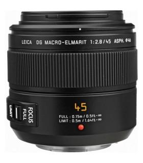 Panasonic 45mm F2.8 Leica DG Macro-Elmarit ASPH. MEGA O.I.S. Lens
