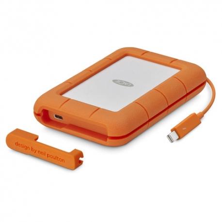 LaCie Rugged Triple Interface USB 3.0 Portable Hard Drive