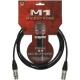 Klotz XLR Cable with Neutrik XLR 1m
