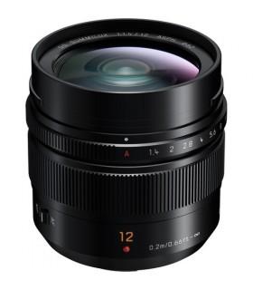 Panasonic 12mm F1.4 Leica DG Summilux ASPH. Lens