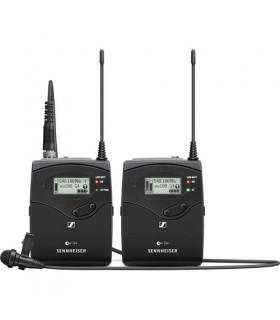 Sennheiser EW112-P G4 Camera-Mount Wireless Microphone System with ME 2-II Lavalier Mic
