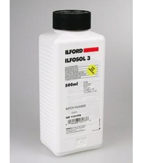 Ilford Ilfosol 3 Liquid Film Developer - 500 ml