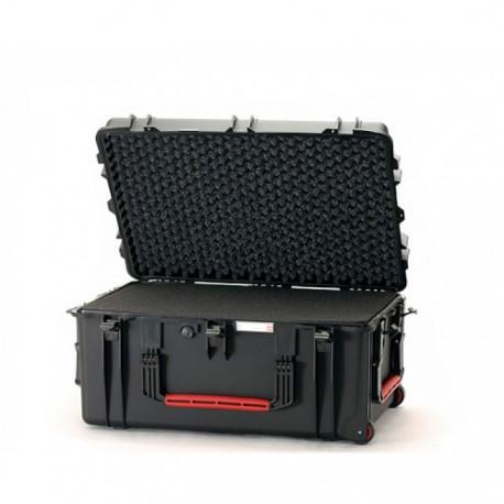HPRC 2780CW Cubed Foam Wheleed Hard Case