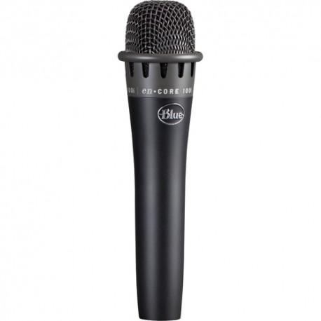 Blue enCORE 100i Dynamic Instrument Microphone (Black)