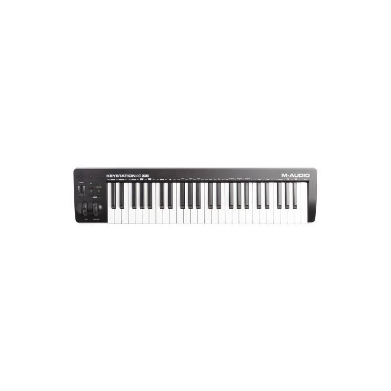 m audio keystation 49 dubai m audio keyboard authorized uae reseller. Black Bedroom Furniture Sets. Home Design Ideas