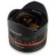 Samyang 8mm F2.8 Fisheye E-mount for Sony NEX
