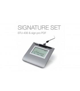Wacom STU-430 Sign Pro PDF Signature Pad