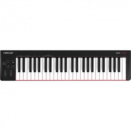 Nektar Technology SE49 USB MIDI Controller Keyboard