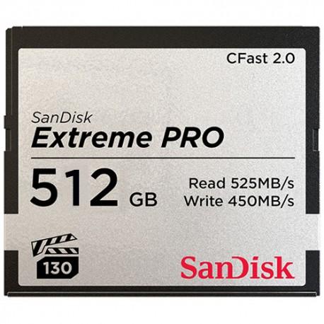 SanDisk CFast Card 256GB
