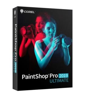 Corel PaintShop Pro 2019 Ultimate (Boxed)
