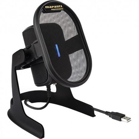 Marantz Umpire Desktop USB Condenser Microphone